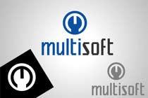 Logo Design for MULTISOFT için Graphic Design131 No.lu Yarışma Girdisi