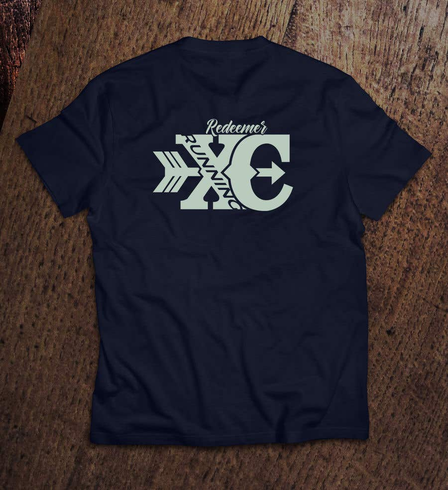 Contest Entry #1 for Need a shirt design Redeemer XC