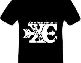 #15 for Need a shirt design Redeemer XC af mb3075630