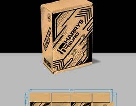 #8 for Graphic design for new shipping box af shinydesign6
