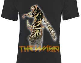 #17 untuk Make a T-Shirt with supplied pictures of bugs oleh TheAnsari97