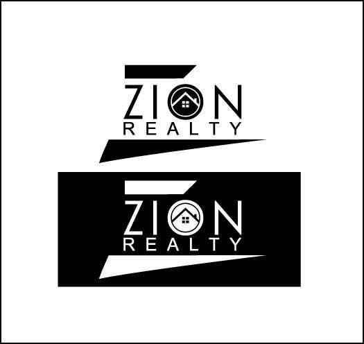 """Penyertaan Peraduan #595 untuk Logo for """"Zion Realty"""""""