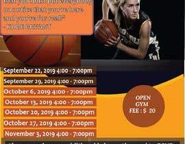 #50 for Basketball Flyer by sukumarsarkar852