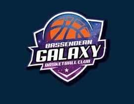 Nro 12 kilpailuun Bassendean Galaxy Basketball Club logo käyttäjältä zainashfaq8