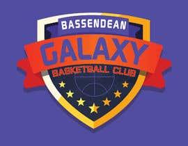 Nro 23 kilpailuun Bassendean Galaxy Basketball Club logo käyttäjältä sajeebhasan177
