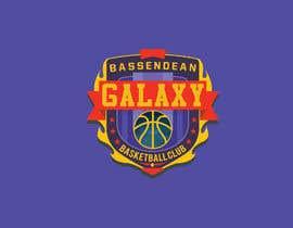 Nro 24 kilpailuun Bassendean Galaxy Basketball Club logo käyttäjältä sajeebhasan177