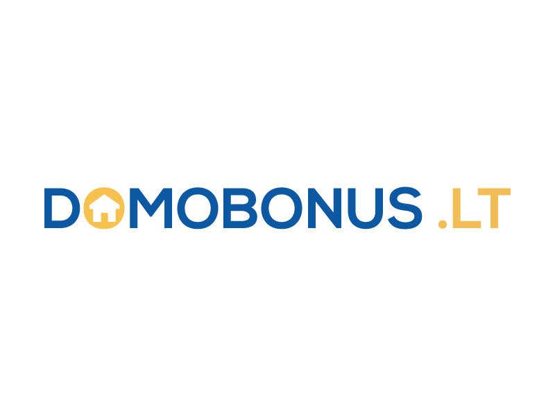 Contest Entry #105 for Domobonus.lt logo