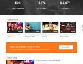 #20 untuk Redesign My Website oleh saqibmsse