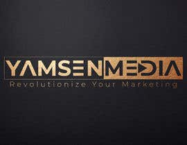 #400 for Design a logo for Yamsen Media by razzroy