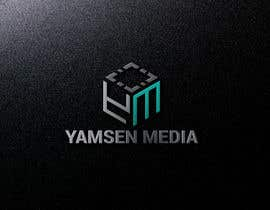 #342 untuk Design a logo for Yamsen Media oleh graphicscs420