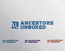 #58 untuk Logo for Ancestors Unboxed oleh JubairAhamed1