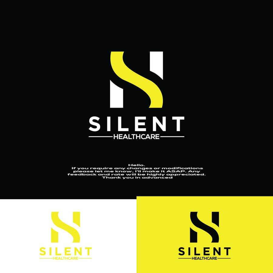 Bài tham dự cuộc thi #569 cho Logo Design for a MedTech company (startup) - Silent Healthcare
