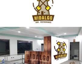 visuarte tarafından Logo para restaurante El Hidalgo için no 68
