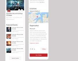 #6 cho Design de l'application mobile événementiels bởi bokaami