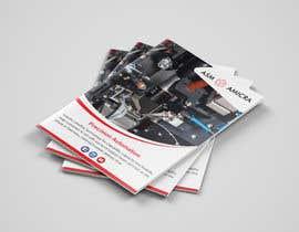 noorulaminnoor tarafından Brochure Design – German Industry Machine Design için no 12