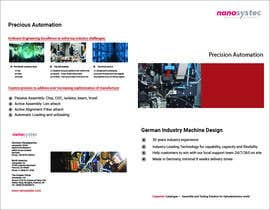 mehedihasannahi1 tarafından Brochure Design – German Industry Machine Design için no 6