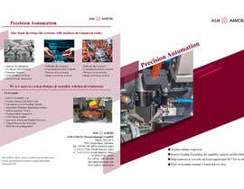 ashishmehta591 tarafından Brochure Design – German Industry Machine Design için no 15