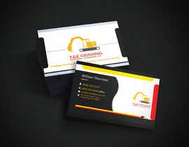 #214 for Lay out a simple business card by taiub
