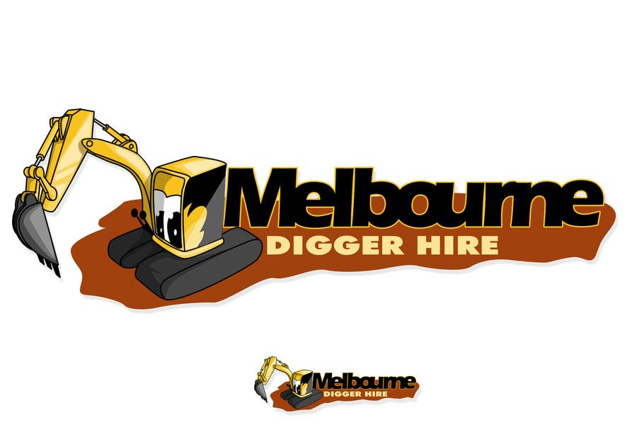 #10 for Logo Design for an Excavator hire company by rogeliobello