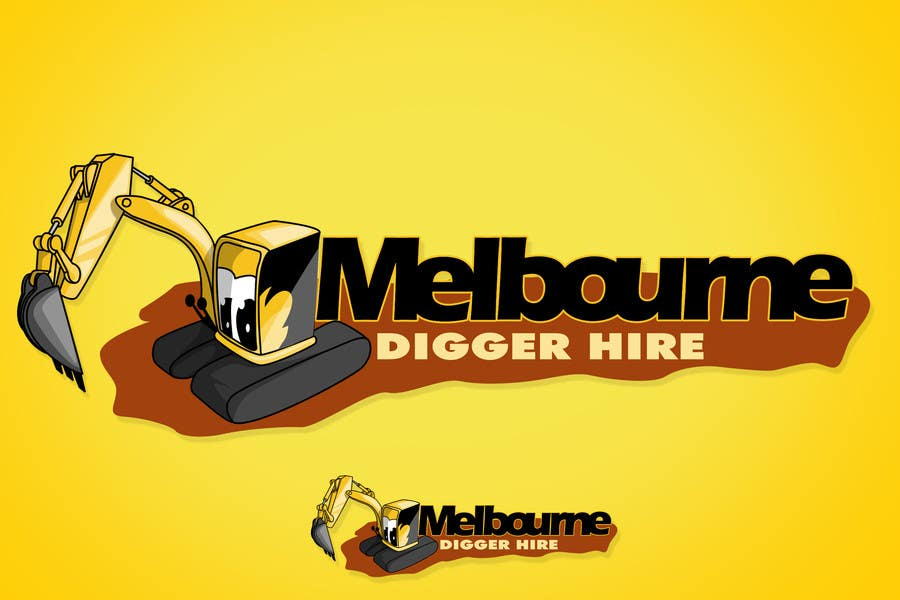 #11 for Logo Design for an Excavator hire company by rogeliobello