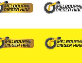 #6 for Logo Design for an Excavator hire company by GeorgeOrf