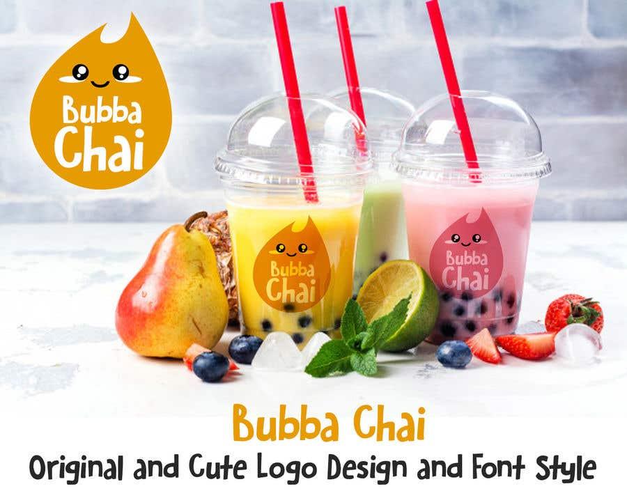 Penyertaan Peraduan #602 untuk Build a brand identity for a Bubble Tea shop