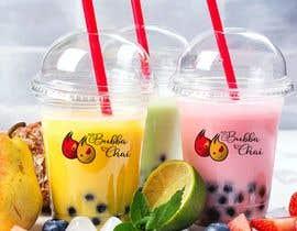 #585 untuk Build a brand identity for a Bubble Tea shop oleh rajuahammed303