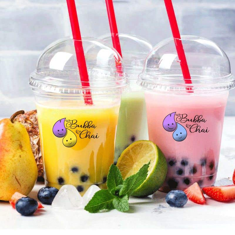 Contest Entry #586 for Build a brand identity for a Bubble Tea shop