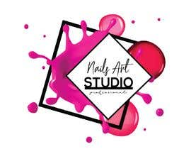 #16 for Create a Logo for a Nails Art Studio by JubairAhamed1