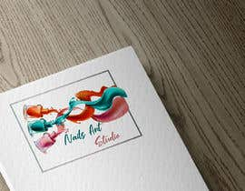 #13 for Create a Logo for a Nails Art Studio by kinza3318
