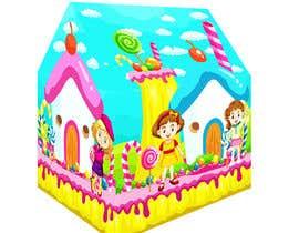 nº 37 pour Graphic Design for Kids Tent Houses par sugar19