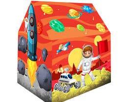 nº 57 pour Graphic Design for Kids Tent Houses par sugar19