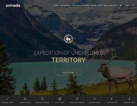#76 for Build a travel blog website af walidh55442
