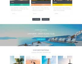 #75 for Build a travel blog website af ueccse1