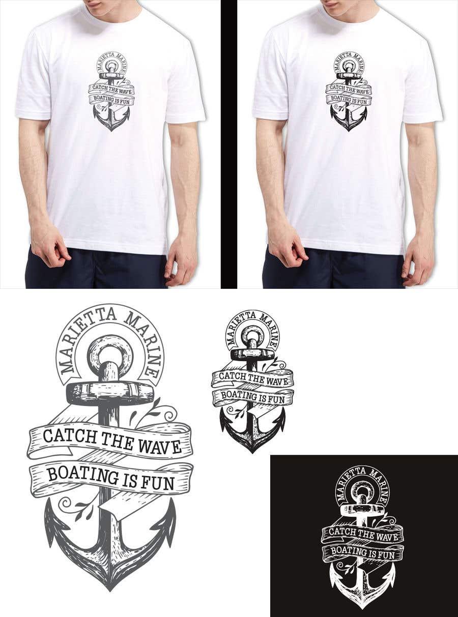 Proposition n°140 du concours Simple T-Shirt Design - One Coloe
