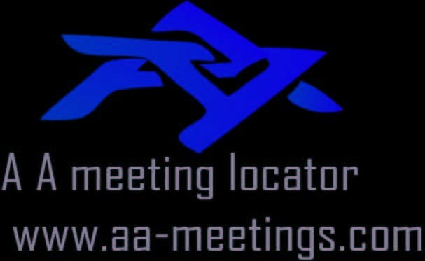 #5 for LOGO Design forAA Meeting Locator by saineefprasla
