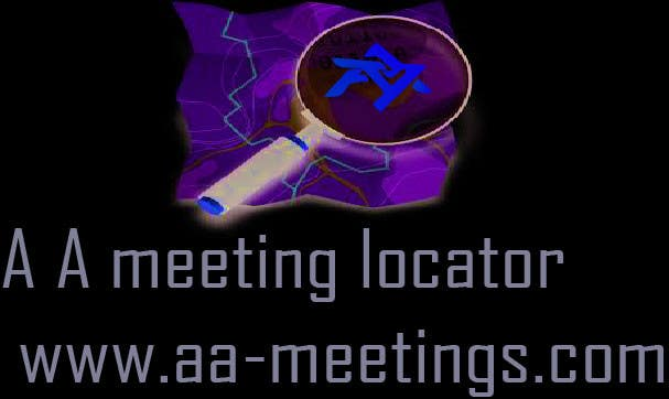 #6 for LOGO Design forAA Meeting Locator by saineefprasla