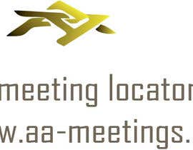 #8 for LOGO Design forAA Meeting Locator af saineefprasla