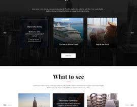 nº 10 pour Travel Tips Website Contest par designerucreate