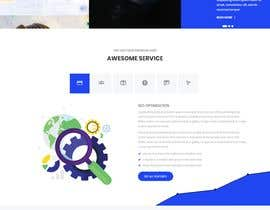 #43 для Design me a website от EmonAhmedDev