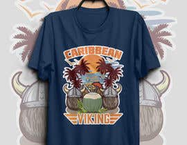 "FARUKTRB tarafından ""Caribbean Viking"" shirt designs için no 52"
