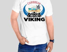 "rana1607 tarafından ""Caribbean Viking"" shirt designs için no 45"