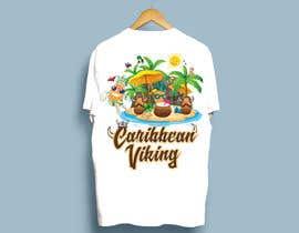 "kbadhon781 tarafından ""Caribbean Viking"" shirt designs için no 42"