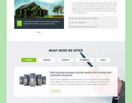 nº 5 pour Website single page for a startup in Artificial Intelligence par hosnearasharif