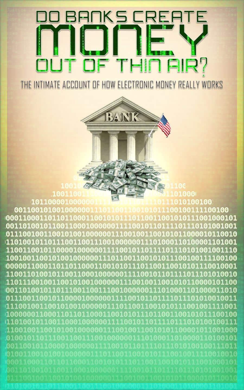 Kilpailutyö #2 kilpailussa Banks create money, sugestive cover for my ebook