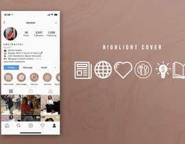 #9 for A design for my instagram story highlights af akidmurad