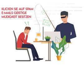 nº 3 pour Plakate zum Thema IT-Sicherheit und DSGVO par DestinyGuider