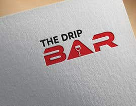 #65 for Logo Design - The Drip Bar by tasnimahmed600