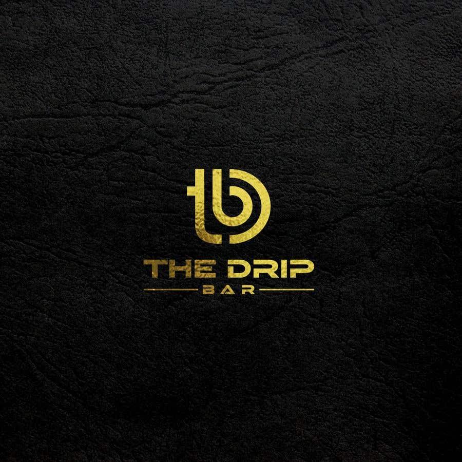 Конкурсная заявка №71 для Logo Design - The Drip Bar