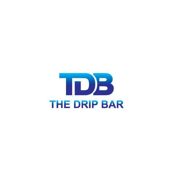 Конкурсная заявка №57 для Logo Design - The Drip Bar